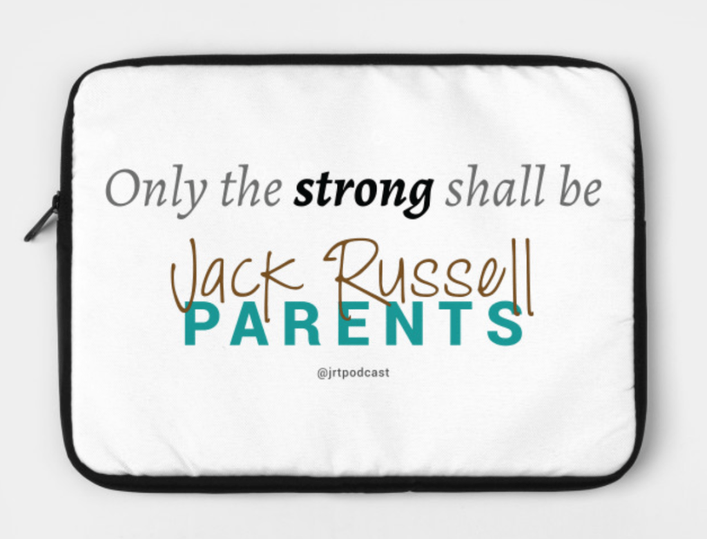 jack russell parents podcast only the strong