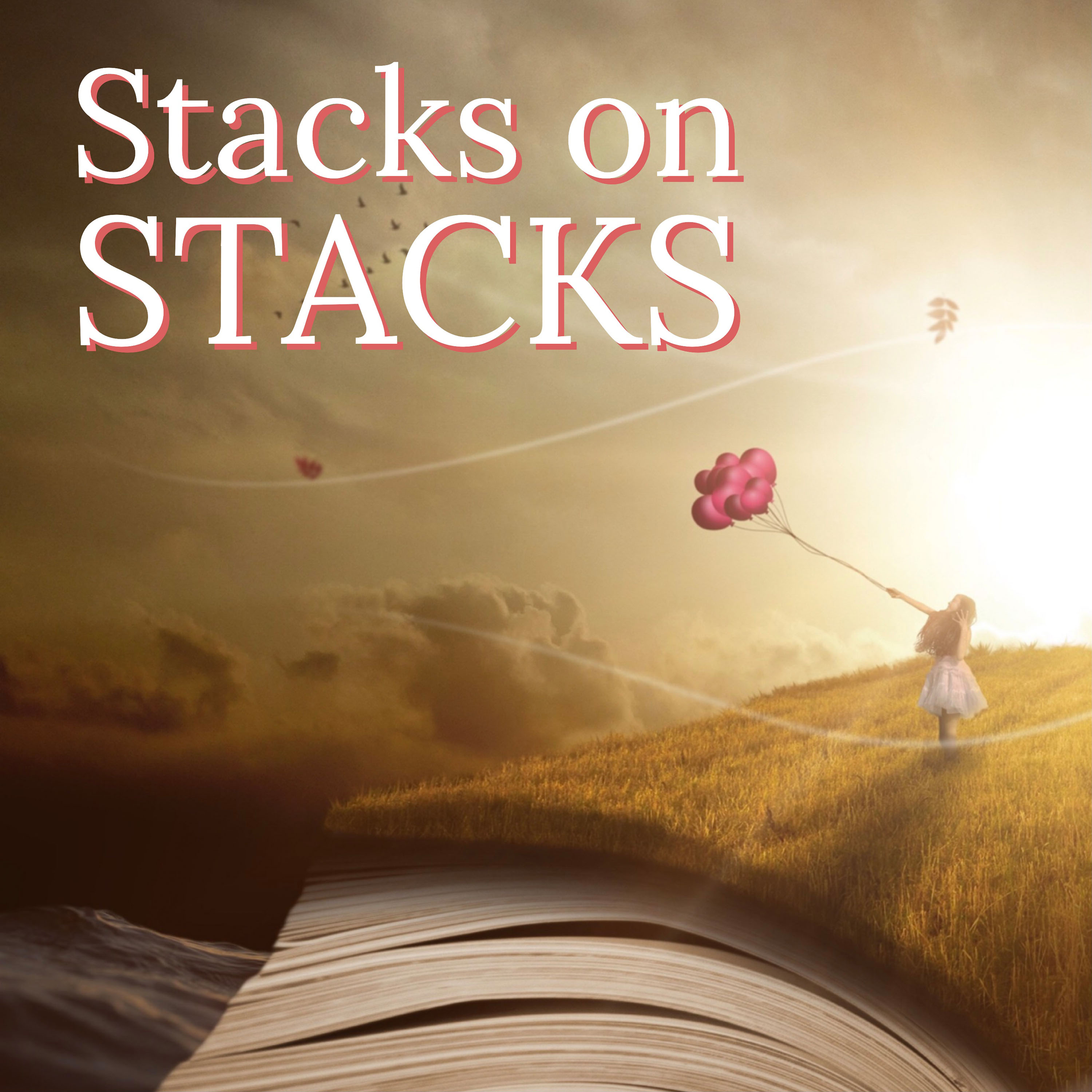 podcast cover - stacks on stack