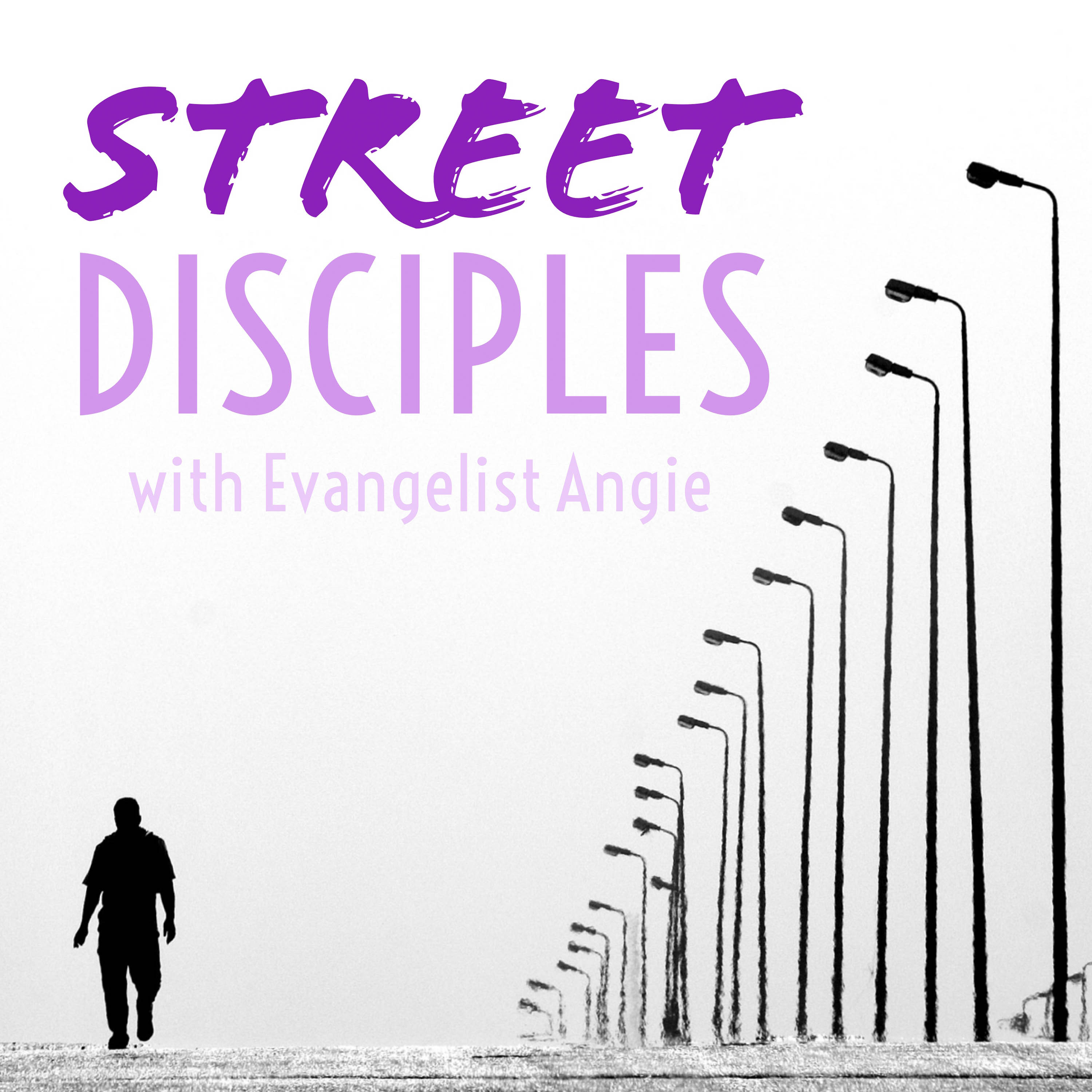 podcast cover - street disciples